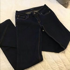 WHBM Bootcut Jeans